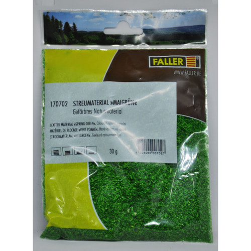 JF170702 Scatter material, spring green, 30 g
