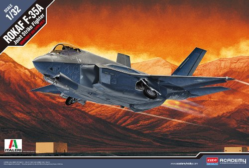 12128  1/32 ROKAF F-35A Joint Strike Fighter
