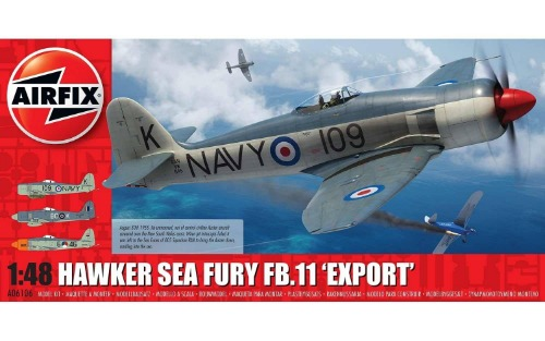 06106 1/48 Hawker Sea Fury FB.11 Export Edition