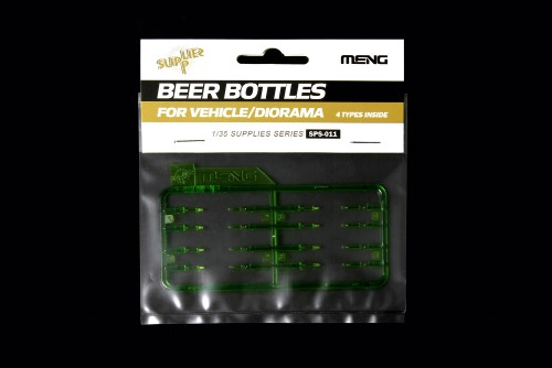 sps-011  1/35 Beer Bottles for Vehicle/Diorama