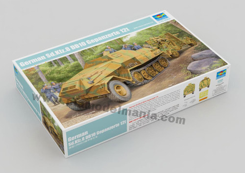 01584 1/35 German Sd.Kfz.8 DB10 Gepanzerte 12t