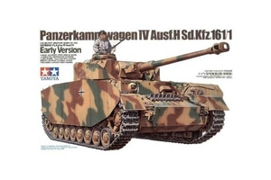 35209 1/35 German Panzer IV Ausf.H Early Version