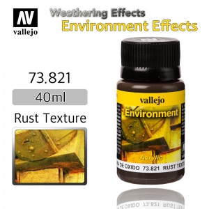 73821 Weathering Effects _ Environment _ 40ml _ Rust Texture