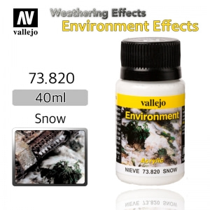 73820 Weathering Effects _ Environment _ 40ml _ Snow