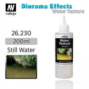 26230 Diorama Effects _ Water Texture _ 200ml _ Still water
