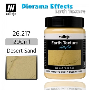 26217 Diorama Effects _ Earth Texture _ 200ml _ Desert Sand