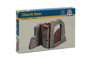 0409 1/35 Church Door