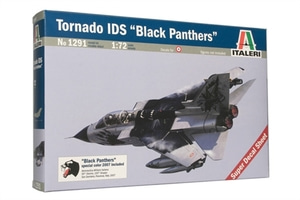 1291 1/72 Tornado IDS 'Black Panthers'