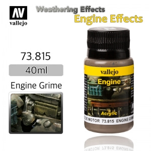 73815 Weathering Effects _ Engine Effects _ 40ml _ Engine Grime