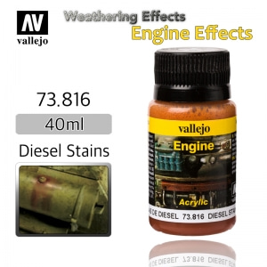 73816 Weathering Effects _ Engine Effects _ 40ml _ Diesel Stains