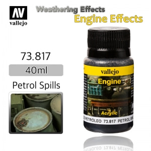 73817 Weathering Effects _ Engine Effects _ 40ml _ Petrol Spills