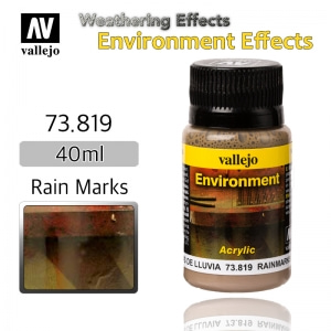 73819 Weathering Effects _ Environment _ 40ml _ Rainmarks