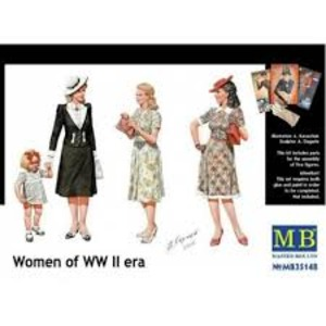 MB35148 1/35 Women of WWII era