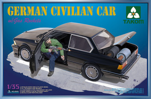 BT2005 1/35 German Civilian Car