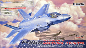 LS007 Lockheed Martin F-35A Lightning II Fighter