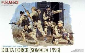 3022  1/35 Delta Force (SOMALIA 1993)