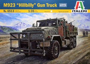 "6513  1/35 M923 Hillbilly Gun Truck""(New Tool-2014 일부 신금형 파트 포함)"