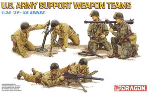 6198   1/35 US Army Support Weapon Teams