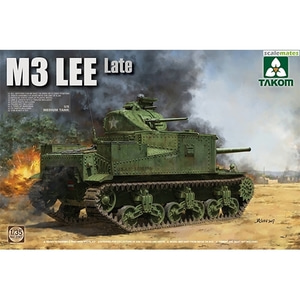 2087  1/35 US Medium Tank M3 Lee (Late)