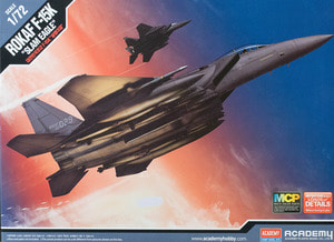12554  1/72 F-15K Slam Eagle   ROK Air Force  MCP