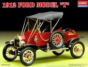 15100 1/16 1912 FORD MODEL T