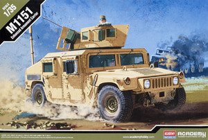 13415 1/35 M1151 Enhanced Armament Carrier