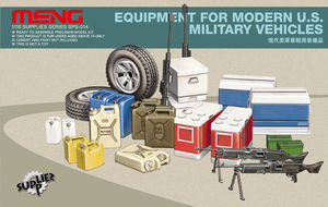MESPS014  1/35 Equipment for Modern US Military Vehicles