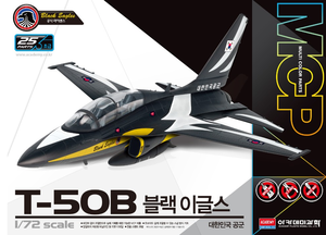 12555  1/72 ROKAF T-50B 'Black Eagles' MCP