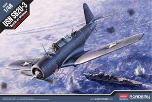 12324   1/48 USN SB2U-3 'Battle of Midway'