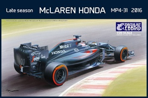 20020   1/20 McLaren Honda MP4-31 Late Season Version