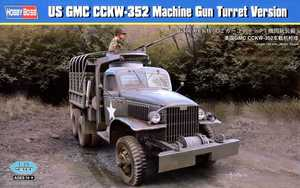 83833  1/35 US GMC CCKW-352 	Machine Gun Turret Version