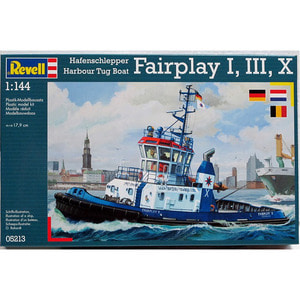 5213   Harbour Tug Boat Fairplay I,III,X(New Tool- 2014)