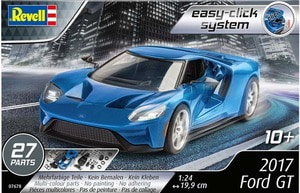 7678 1/24 2017 Ford GT (easy-click)