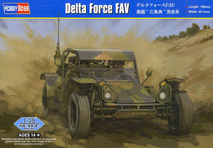 82406  1/35 Delta Force FAV