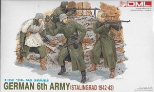 6017 1/35 GERMAN 6TH ARMY