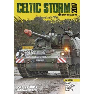 ASR01   Abrams Squad References Vol.1 : Celtic Storm 2017 Bundeswehr