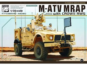 PH35007   1/35 M-ATV MRAP w/Crow II RWS