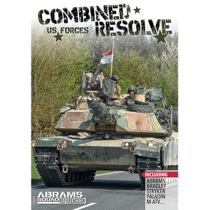 ASR03   Abrams Squad References Vol.3 : Combined Resolve 'US Forces'