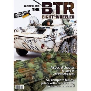 AS1003  Abrams Squad Special : Modelling the BTR Eight-Wheeled