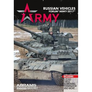 ASR02   Abrams Squad References Vol.2 : Russian Vehicles Forum 'Army-2017'