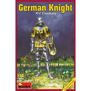 16002 1/16 German Knight. XV century