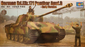 00928    1/16 German Panther G