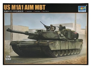 00926 1/16 US M1A1 AIM MBT