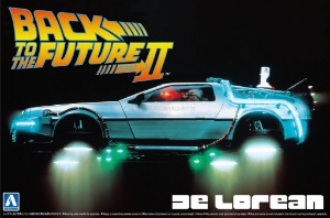 011867   Back to the Future II Delorean