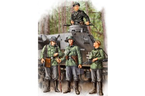 84413  1/35 German Early Infantry Set Vol.1