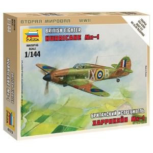 6173 1/144 British Fighter