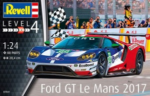 7041 1/24 Ford GT Le Mans 2017