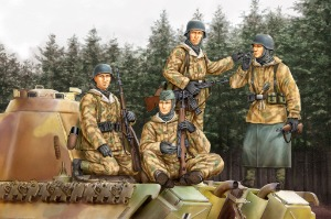 84404  1/35 German Panzer Grenadiers Vol.1