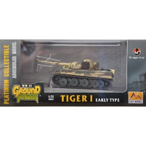 36211 1/72 Tiger I Early Type sPzAbt.508 Italy 1943
