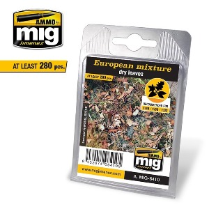 CG8410 EUROPEAN MIXTURE - DRY LEAVES